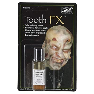 Tooth F/X Carded Nico Decay: Toys & Games