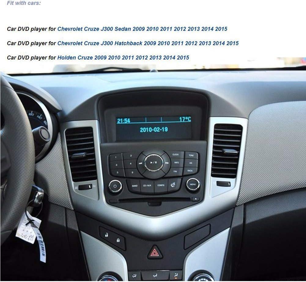 Autosion Android 10 Auto Dvd Player Gps Stereo Navi Radio Multimedia Wifi Für Chevrolet Cruze J300 2009 2010 2011 2012 2013 2014 2015 Amazon De Elektronik