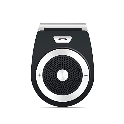 27 opinioni per Kit Vivavoce auto Bluetooth V4.1 con Controllo Vocale ,Funziona con i GPS,