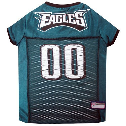 Pets First NFL Philadelphia Eagles Dog Jersey, XX-Large by Pets First