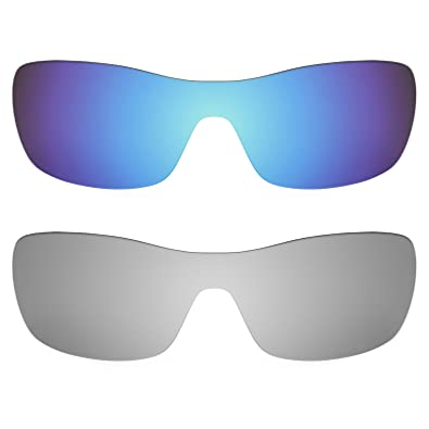 298458017c2 Image Unavailable. Image not available for. Color  Revant Replacement Lenses  for Oakley Antix 2 Pair ...