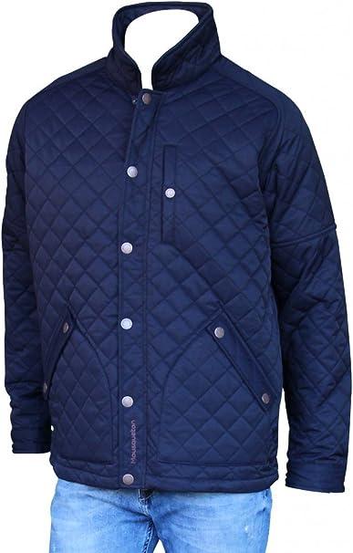 mousqueton jacke blau xl