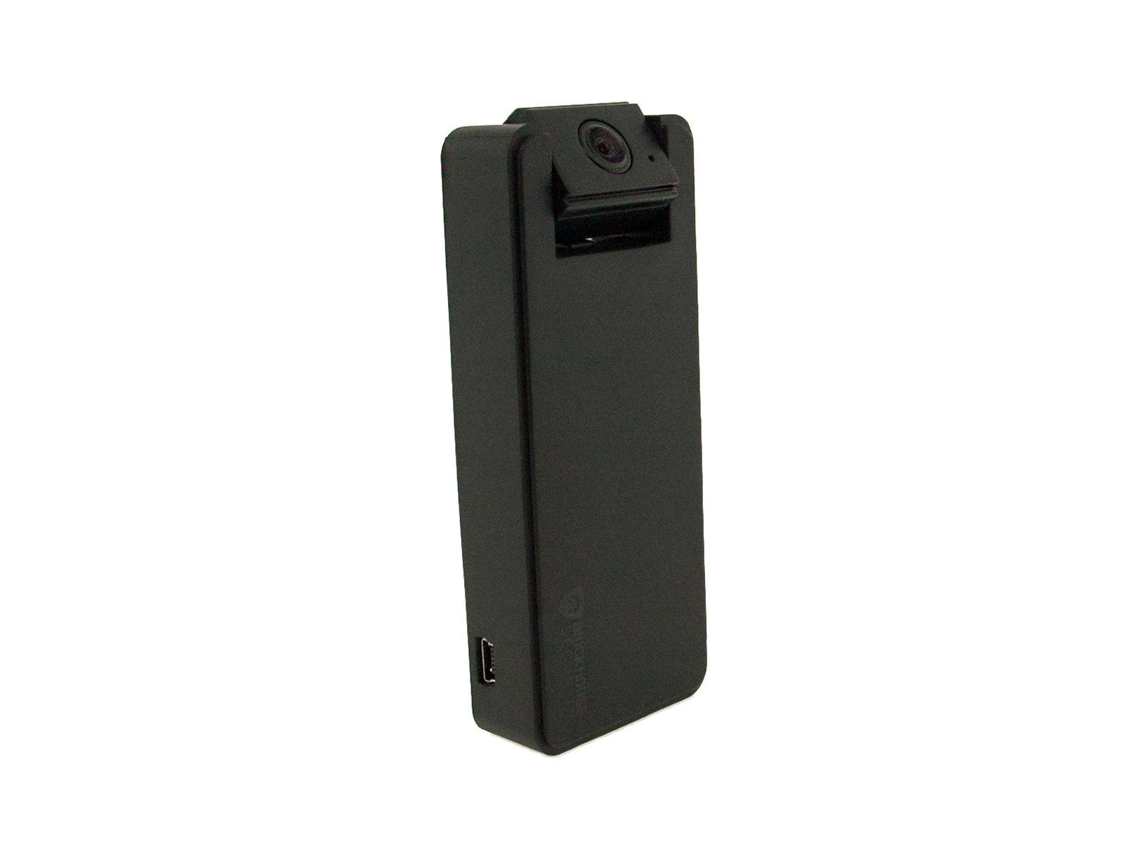 Brickhouse Security CAM-TILT Camscura Tilt 720p HD Hidden Camera, 160-Degree Adjustable Pivoting Wide Angle Lens
