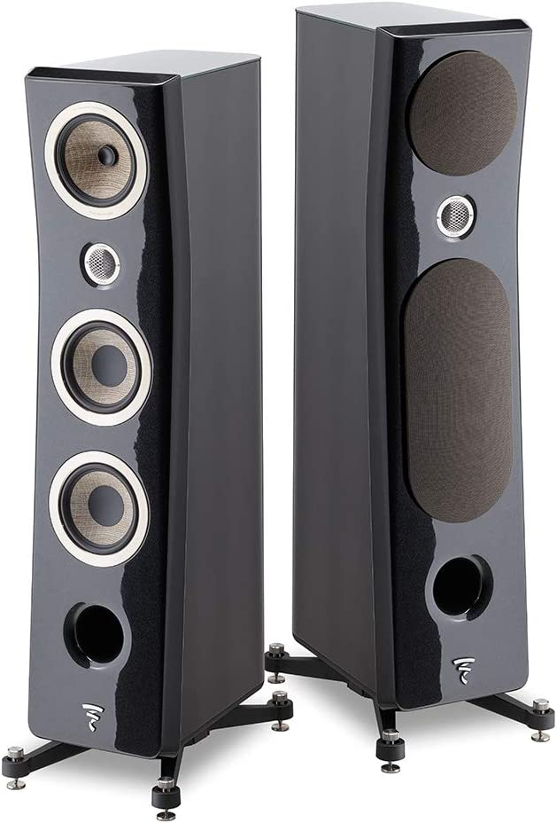 2. Focal Kanta No.3 3-Way Floorstanding Speaker