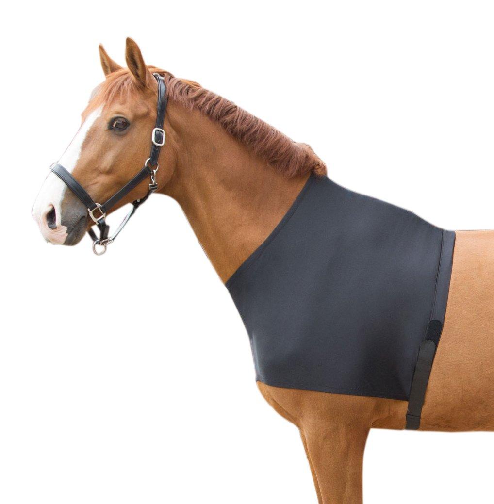 Lycra poitrine scheuer Protection Protection des épaules Harry Horse Noir Harry' s Horse