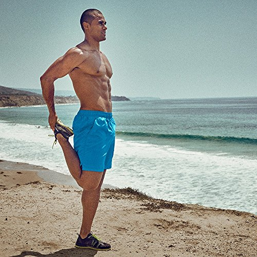 aff2a12407 Speedo Men's Solid Rally Volley 19 Inch Workout & Swim Trunks: Amazon.ca:  Clothing & Accessories