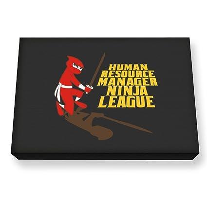 Amazon.com: Teeburon Human Resource Manager Ninja League ...