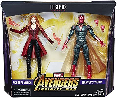 Hasbro Marvel Legends Toys R Us Exclusive Avengers Infinity