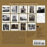 New York in Photographs 2016 Mini Wall Calendar