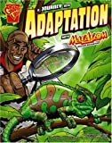 A Journey into Adaptation with Max Axiom, Super Scientist, Agnieszka Biskup, 0736868402