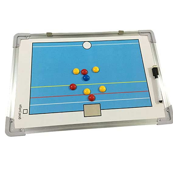 Amazon.com : Firelong Water Polo Tactic Board Coaches Plan Dry Erase Board with Erasable Pen and Hanging Hook : Sports & Outdoors