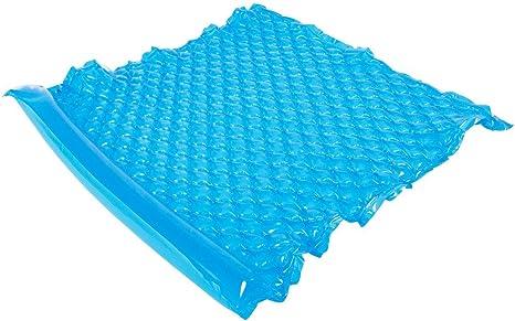 Jilong Wave Mat Duo Blue-Colchoneta Hinchable para 2 Personas ...