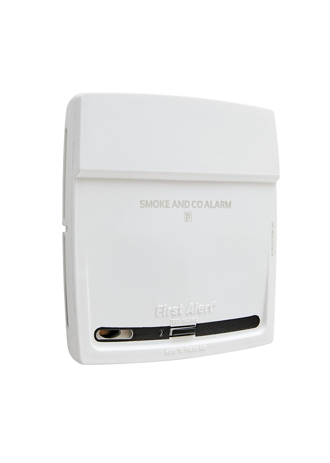 First Alert PC900 Battery Operated Combination Photoelectric Smoke and Carbon Monoxide Alarm