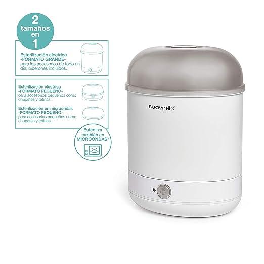 Amazon.com: Suavinex sterilizzatore Elet: Health & Personal Care