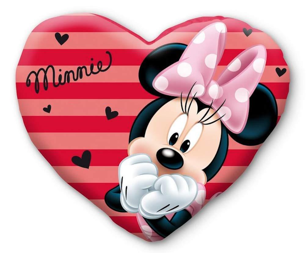 Minnie Mouse Disney Kinder Herz-Kissen