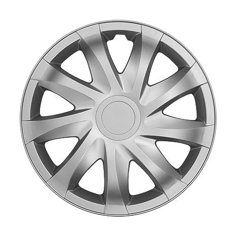 NRM Radzierblende Drift schwarz 13 Zoll 4er Set