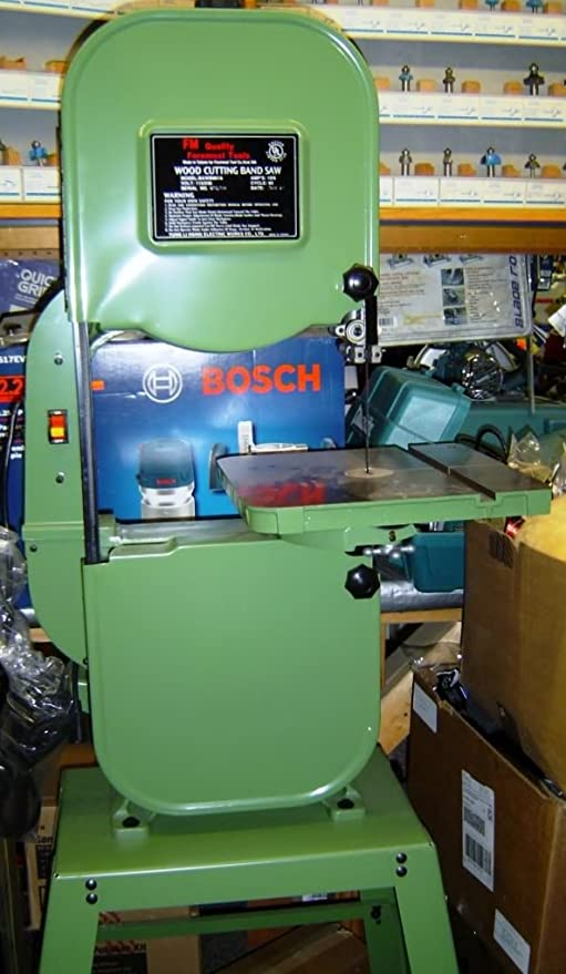 FM Quality Foremost Tools 14-Inch Wood/ Metal Bandsaw 2