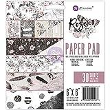 Prima Marketing 6 X 6 Paper Pad-Rose Quartz