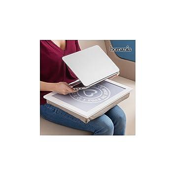 Bandeja-Cojín para Portátil y Tablet I Love My Home by Homania