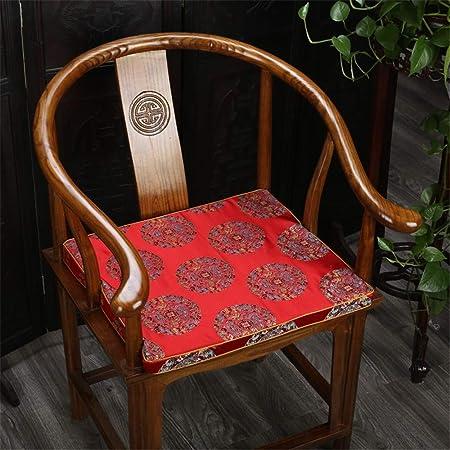 LZYD - Cojines de silla de comedor de esponja china, gruesos ...