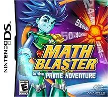 Math Blaster Prime Adventure NDS