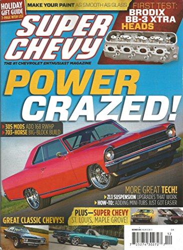 Super Chevy Magazine (December 2014)