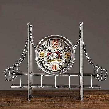 Li Lamp Pendule De Cheminee Horloge Pendule De Siege Vent