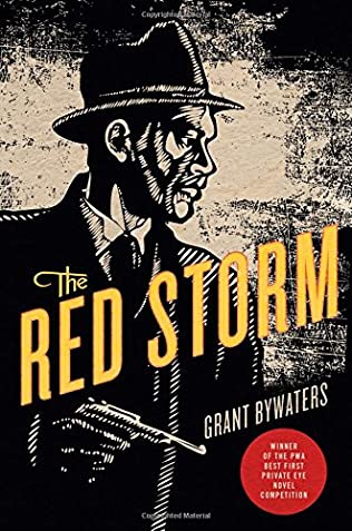 book cover of The Red Storm