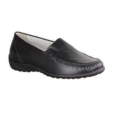 big sale ad392 5c0b4 Waldläufer Damen Slipper Kläre -K- 640004.186.001 schwarz 168552