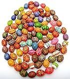 Easter Painted Eggs Wooden Ukrainian Pysanky Pysanka, Set of 200