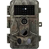 Meidase Trail Game Cameras 20MP HD 1080P H.264, Fast 0.1s Trigger Time, 0.5s Recovery Time, 82ft Motion Detecting, 100ft…