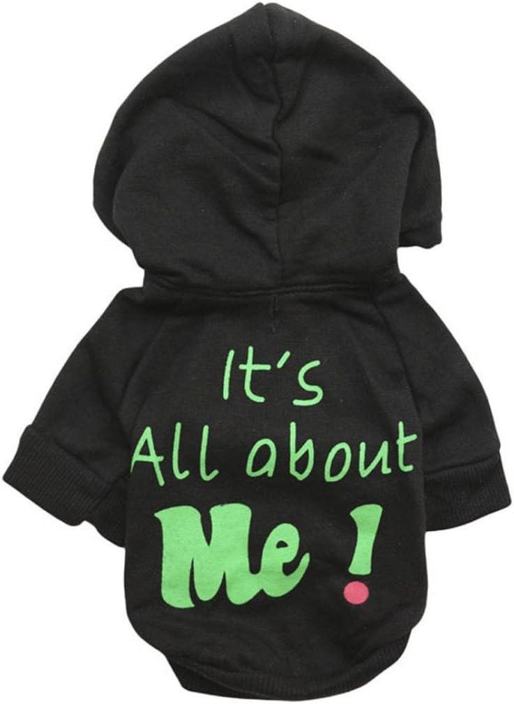 Hot Pet Hoodie Sweatshirt Hmeng Weiche Warme Flanell Haustier Kleidung Schnitt Brief Drucken Hund Pullover Welp