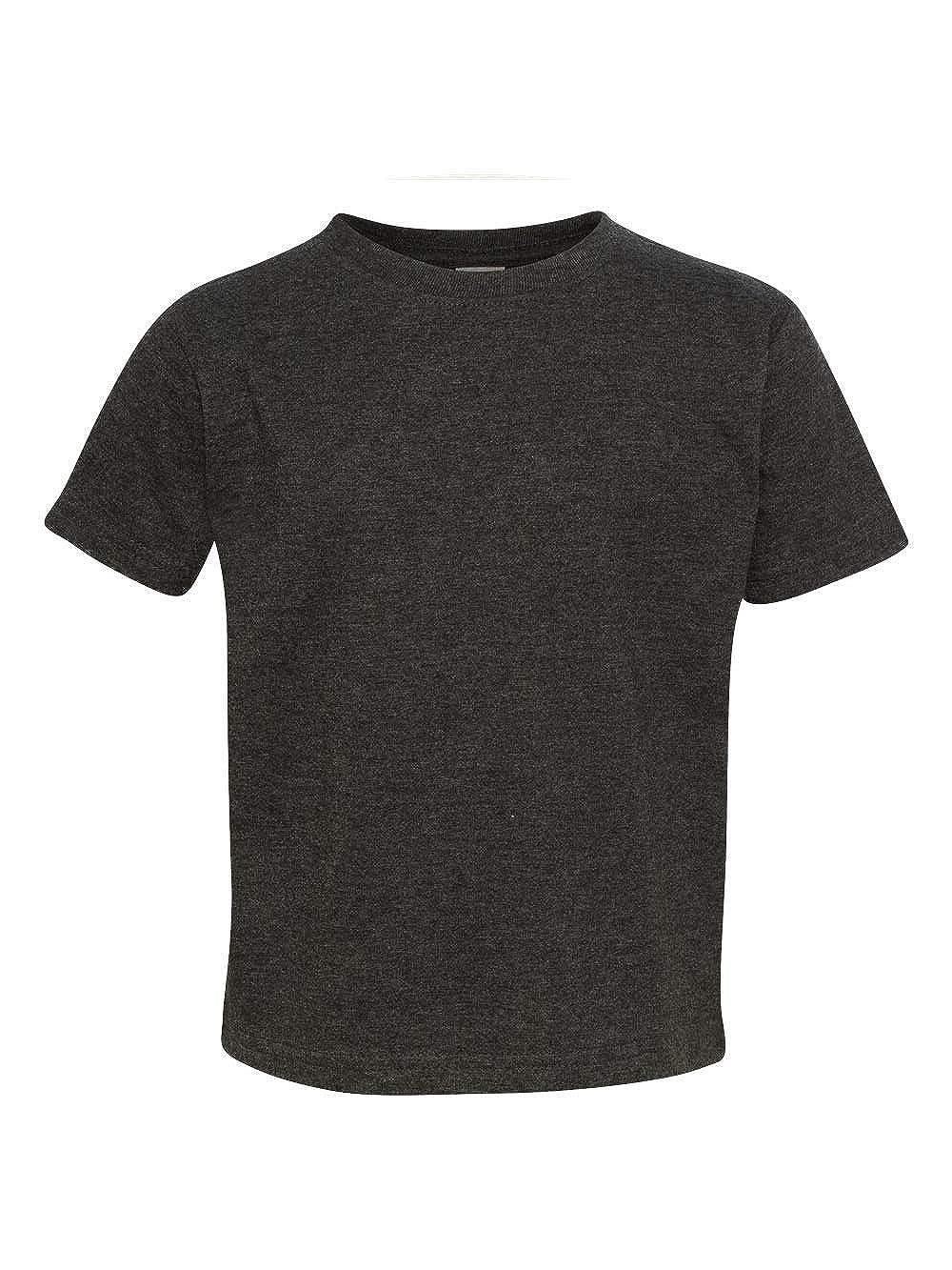 703b4507c Amazon.com: Rabbit Skins Toddler Vintage Ringspun Jersey T-Shirt: Clothing