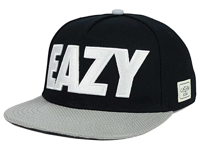 Cayler Sons Eazy Snapback Cap Hat at Amazon Men s Clothing store  79c6376b458