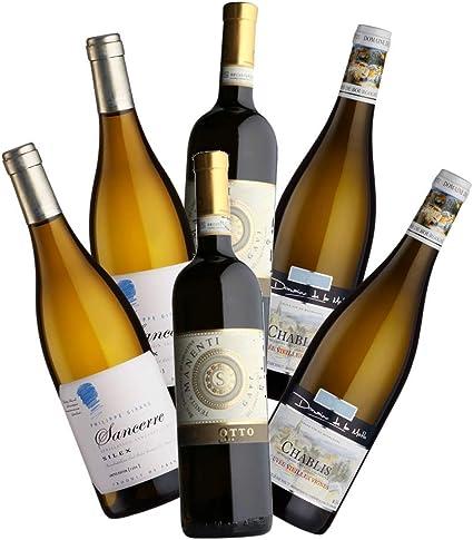 Domaine de la Motte Chablis Vieilles Vignes Magnum, 1.5L (caja de 3). Borgona/Francia. Chardonnay. Vino Blanco.: Amazon.es: Alimentación y bebidas