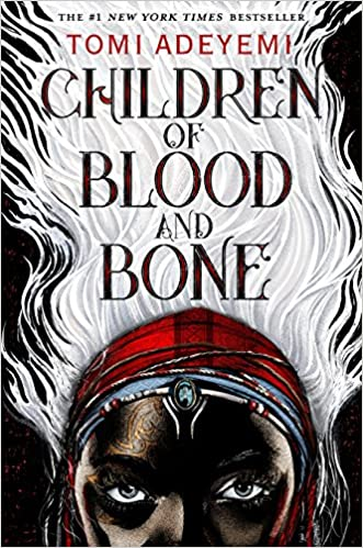 Imagini pentru children of blood and bone by tomi adeyemi