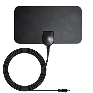 Review BOBOLINE HDTV Antenna,Ultra-thin Digital