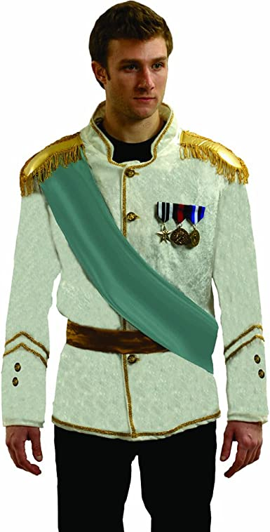 Dress Up America Giacca Royal Prince One Size Adulti