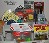 Plano Single Tray Tackle Box - W/Mega 230 Piece Tackle Kits Included!