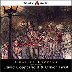 David Copperfield & Oliver Twist (Adapted for Young Listeners)