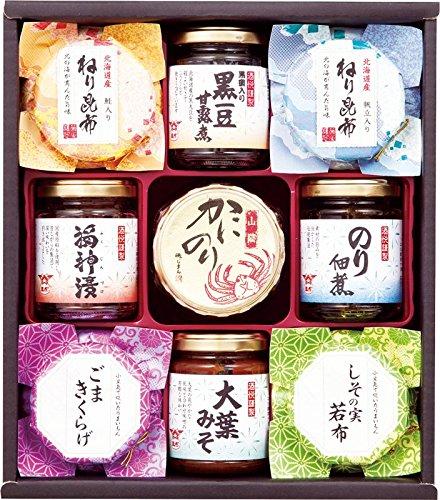 Iso proud & Shuetsu delicacy assortment