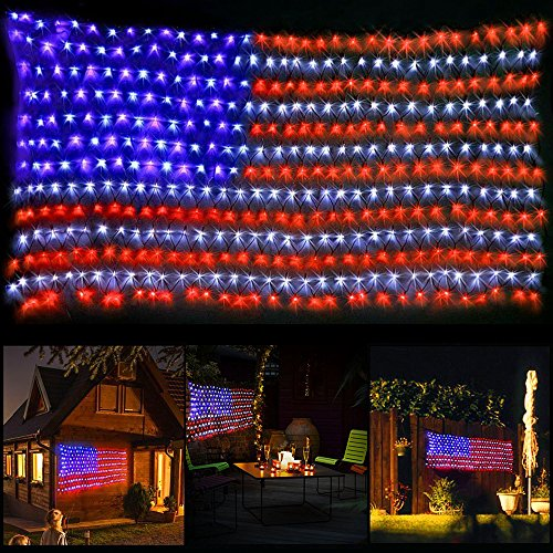 Us Flag Led Lights