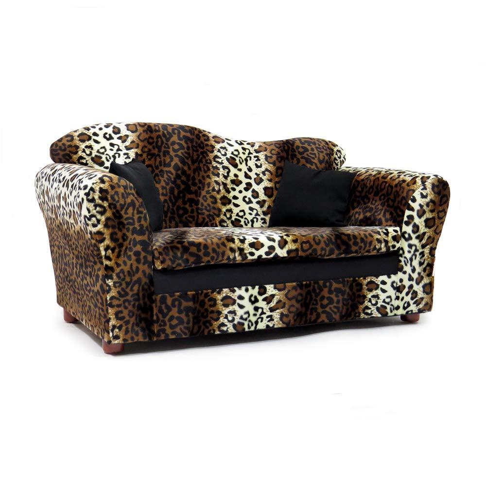 KEET Wave Kids Sofa, Leopard by Keet: Amazon.es: Bebé