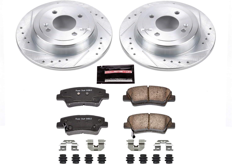 Bosch BE732 Rear Disc Brake Pads