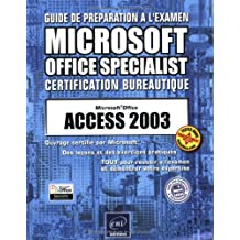Access 2003 (Editions Eni)