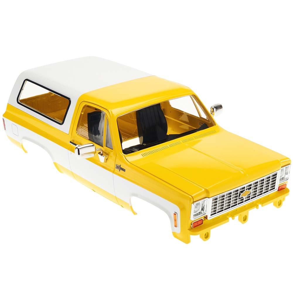 RC4WD Complete Chevrolet Blazer Hard Body Set Gelb Z-B0152 K5 TF2 MWB