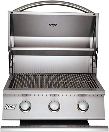 Rcs Premier Series 26 Inch Built-in Propane Gas Grill – Rjc26a