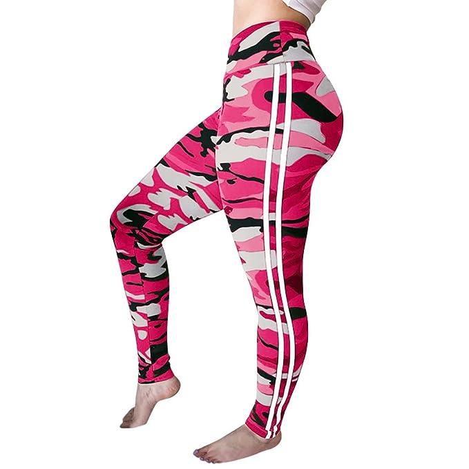 ODRD Damen Yoga Hosen Pants Frauen Damenmode Workout Leggings Fitness Sport Gym Laufen Yoga Athletic Pants Gamaschen Laufhose Sweathose Jogging Trainingshose Fitnesshose Sport