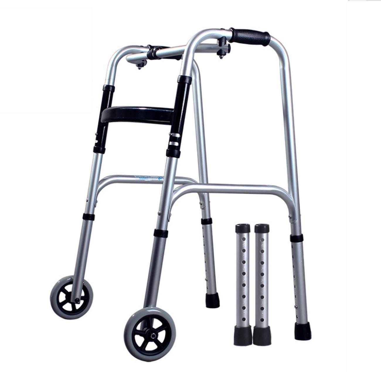 日本最大級 折りたたみエルダーウォーキングエイド B、軽量デュアル使用歩行フレーム障害者、高さ調節可能 B07G4B8PKB B B07G4B8PKB B, 【ロングス】ウォーキング:0725a8f5 --- a0267596.xsph.ru