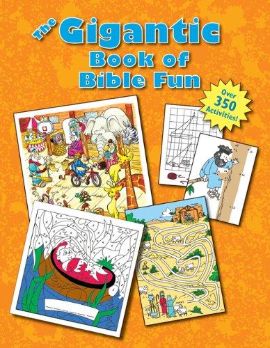 The Gigantic Book of Bible Fun pdf